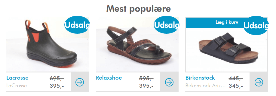 hvordan man finder easyshoes rabat